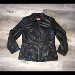 Wilson Leather Jacket Thinsulate Insulation